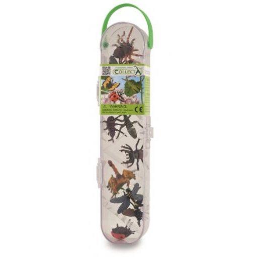 《 COLLECTA 》英國 PROCON 動物模型 A1106 迷你昆蟲禮盒組