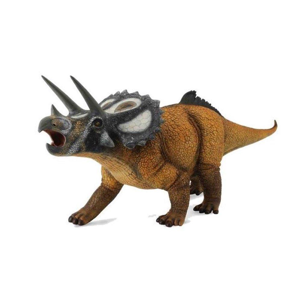 《 COLLECTA 》英國 Procon 動物模型 三角龍 (1:15)