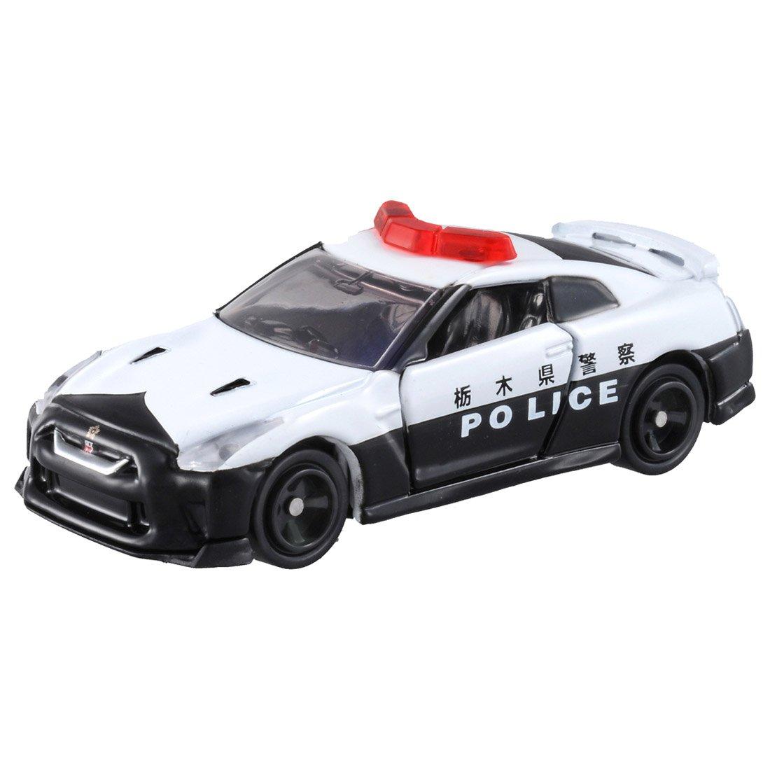 TOMICA 多美小汽車 #105 日產 GTR警車