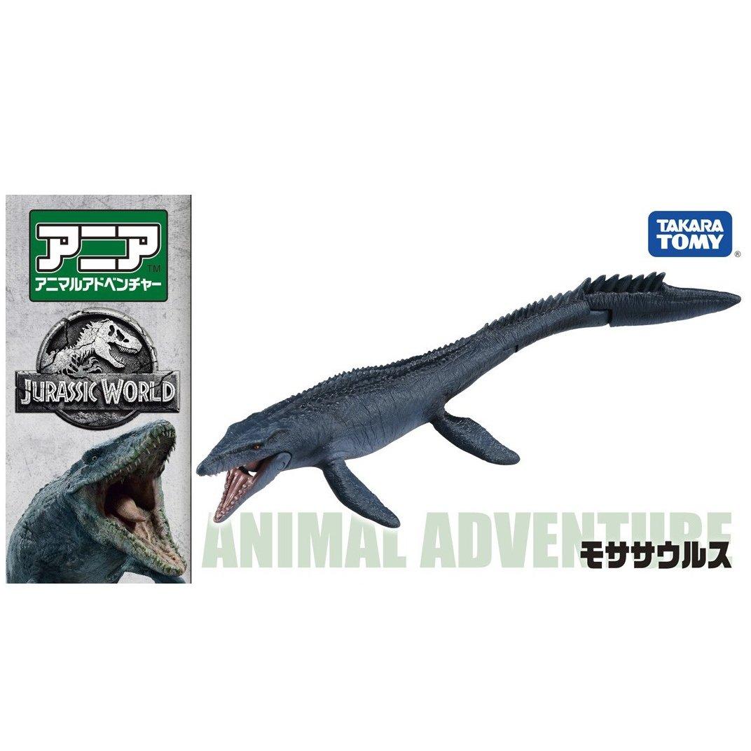 TOMY 動物模型 侏儸紀世界 - 滄龍