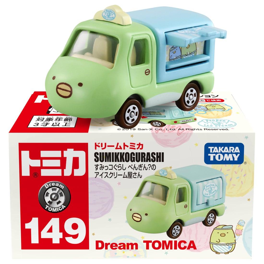 TOMICA夢幻多美小汽車 角落企鵝車