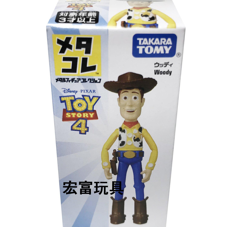 TOMICA Metacolle合金人偶系列 玩具總動員4 胡迪