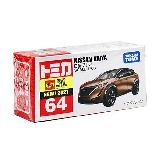 TOMICA 多美小汽車 #64 NISSAN ARIYA【新車貼】