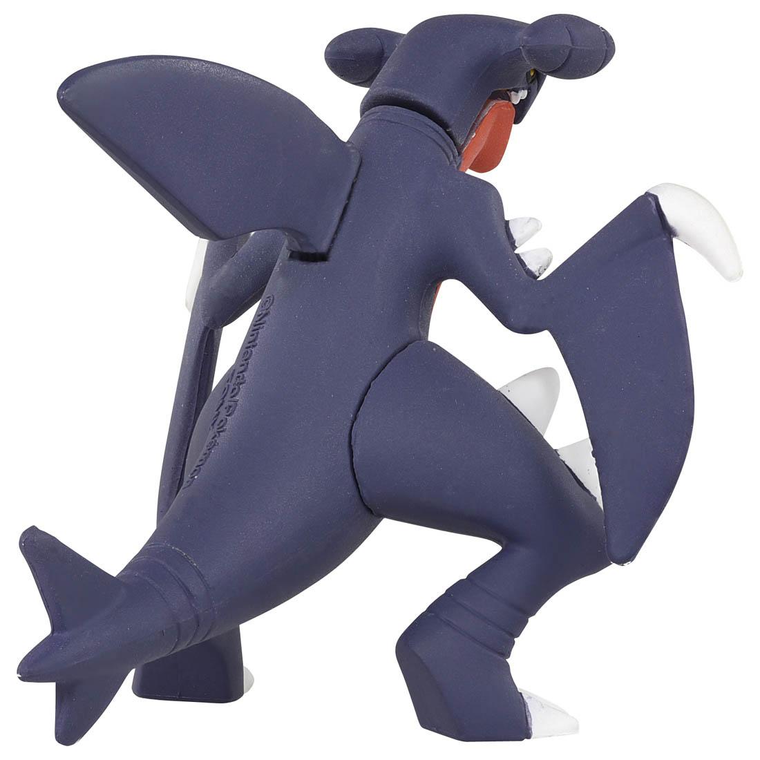 精靈寶可夢 神奇寶貝 MS-22 烈咬陸鯊