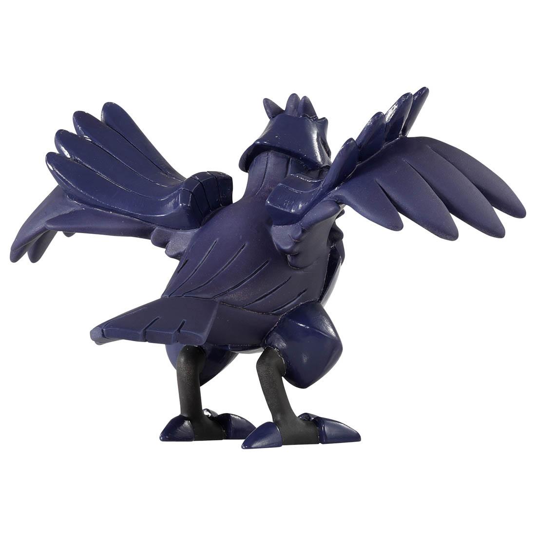 精靈寶可夢 神奇寶貝 MS-23 鋼鎧鴉
