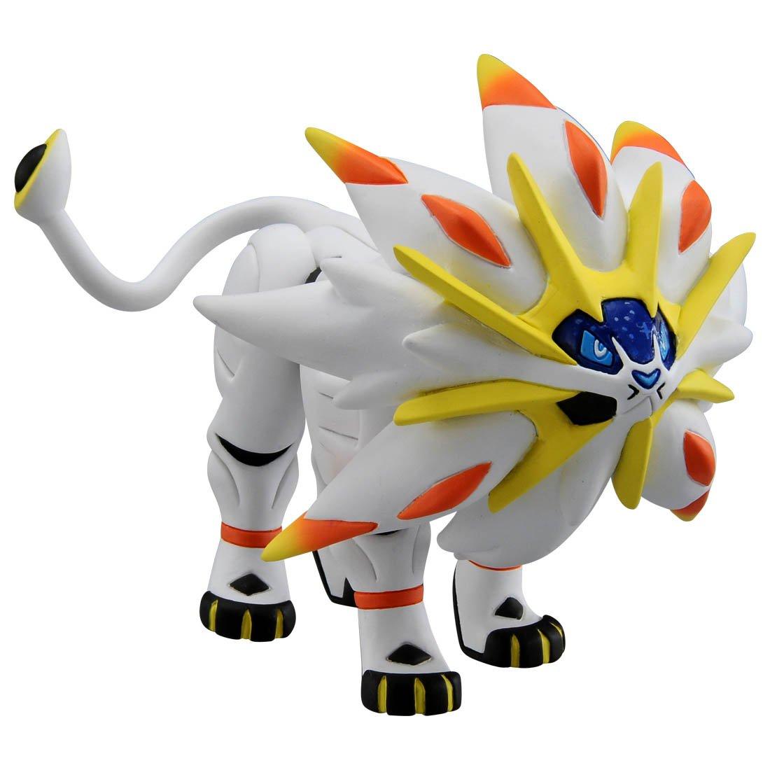 精靈寶可夢 神奇寶貝 ML-14 索爾迦雷歐