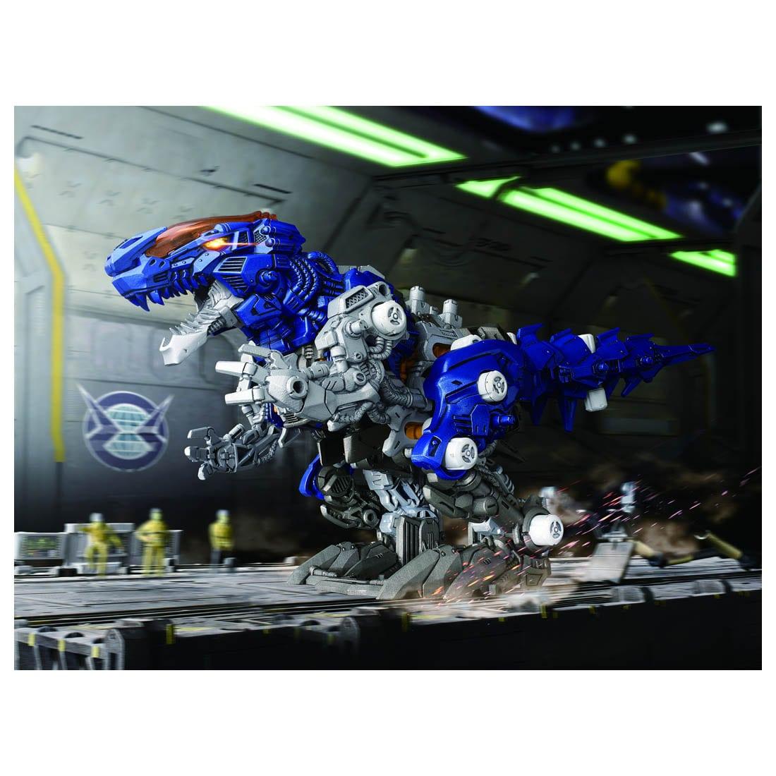 ZOIDS 機獸新世紀 洛伊德 ZW52 傑諾暴龍