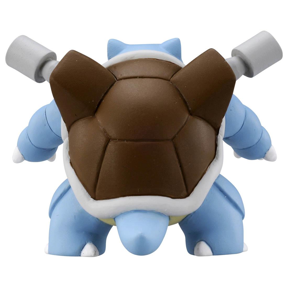 精靈寶可夢 神奇寶貝 EX 人形 #73 水箭龜