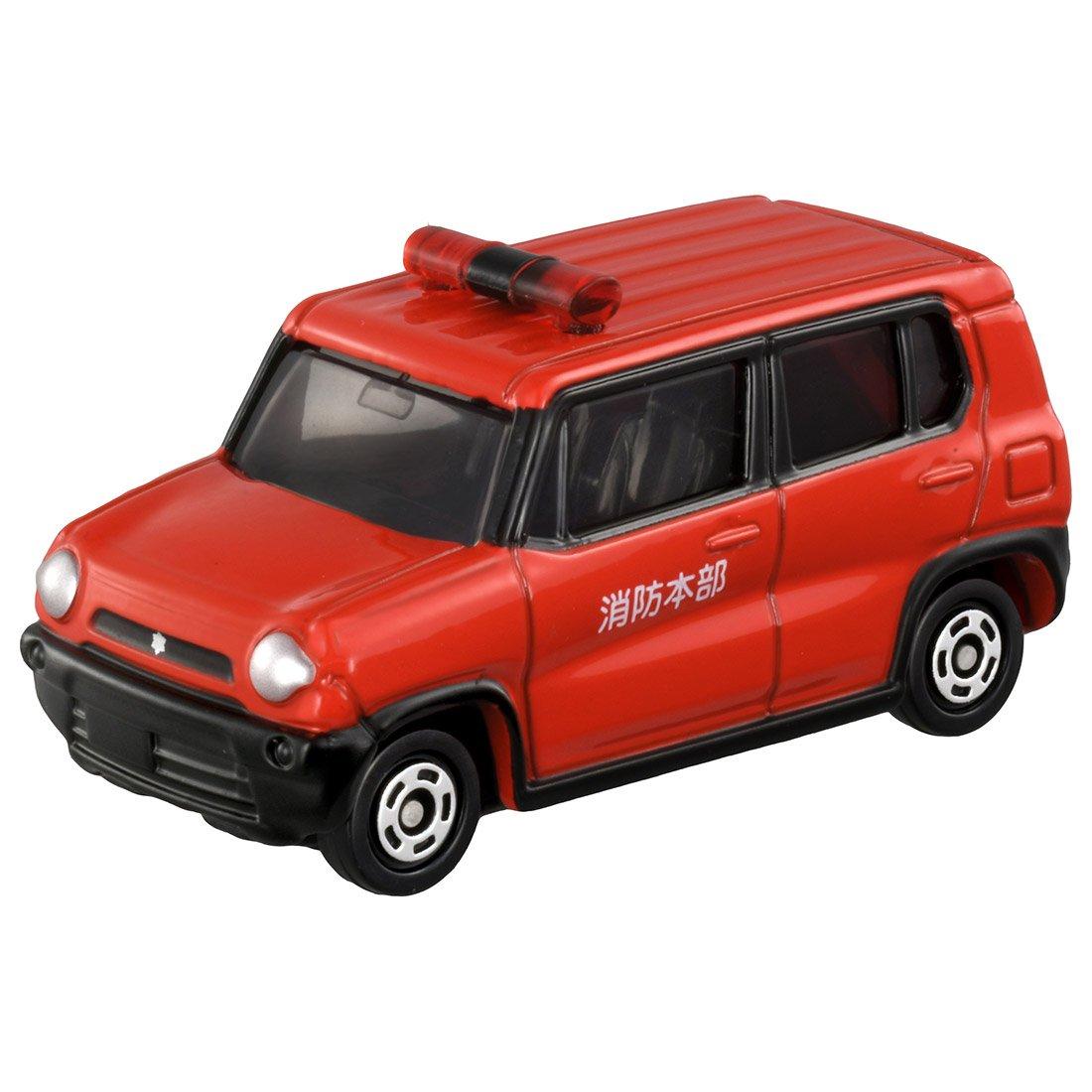 TOMICA多美小汽車#106SUZUKI消防車