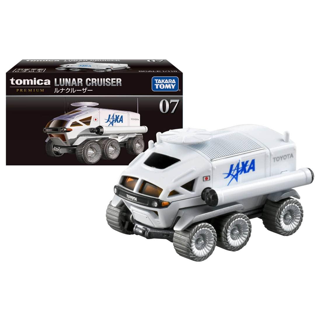 TOMICA PREMIUM系列 07 Manned Presure Rover