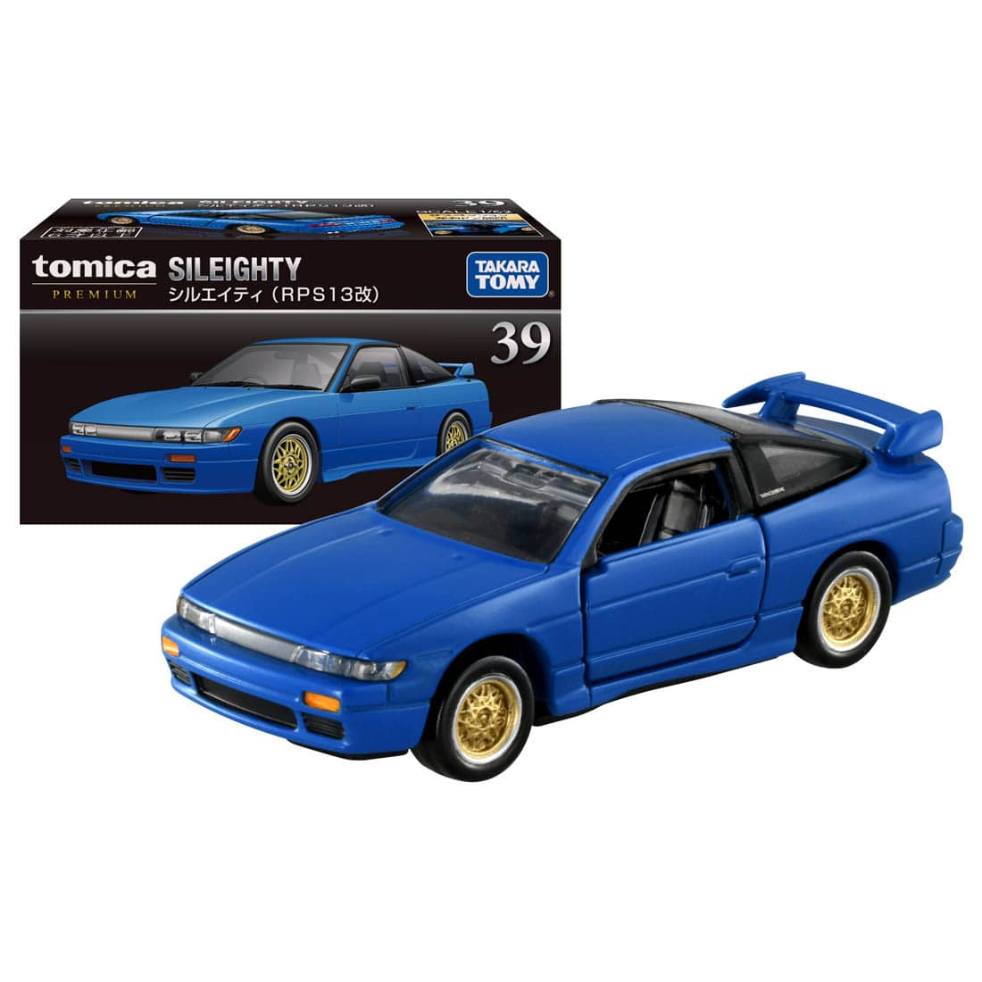 TOMICA PREMIUM系列 39 日產 SILEIGHTY