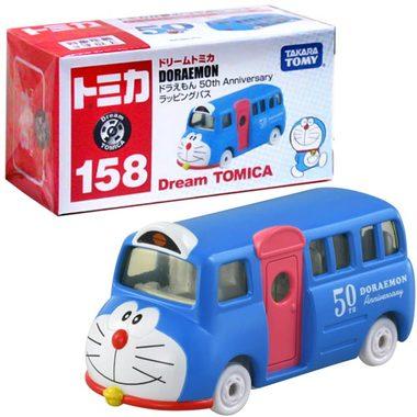TOMICA 夢幻多美小汽車 #158 DREAM TM 哆啦A夢50週年紀念車