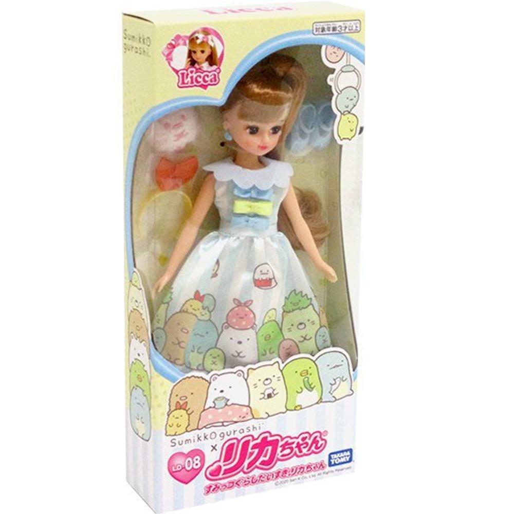 莉卡娃娃 - LD08 角落小夥伴莉卡