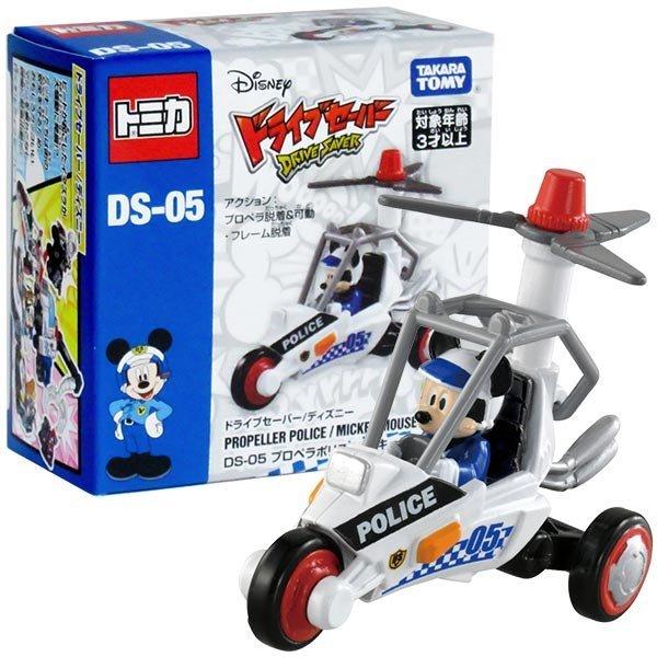 TOMICA 多美迪士尼小汽車 DS-05 米奇妙妙保衛隊-米奇