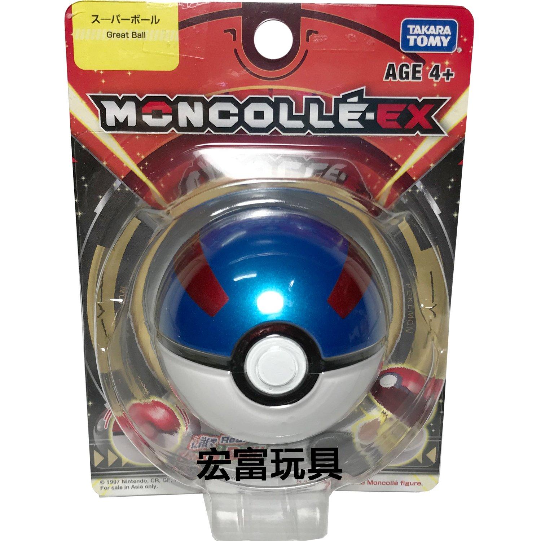 精靈寶可夢 神奇寶貝 EX 人形 #84 超級球