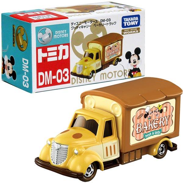 TOMICA 多美迪士尼小汽車 DM-03 米奇米妮經典麵包車