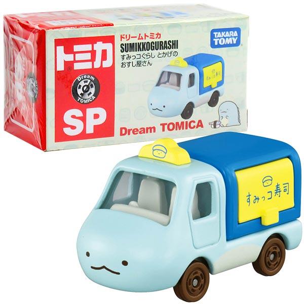 TOMICA 夢幻多美小汽車 DT角落小夥伴 蜥蜴小貨車(壽司)