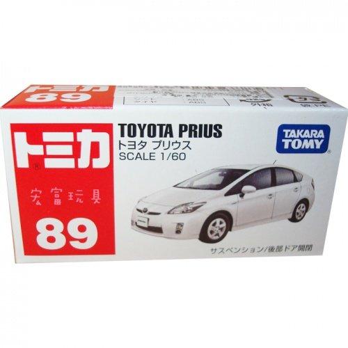 TOMICA 多美小汽車 #89 TOYOTA PRIUS 豐田PRIUS油電共用車