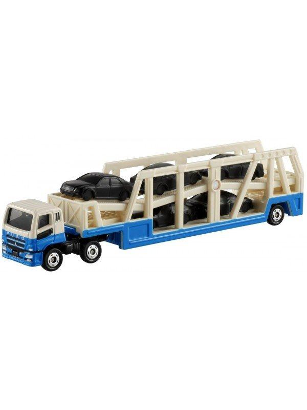 TOMICA 多美小汽車#131 三菱汽車運輸車