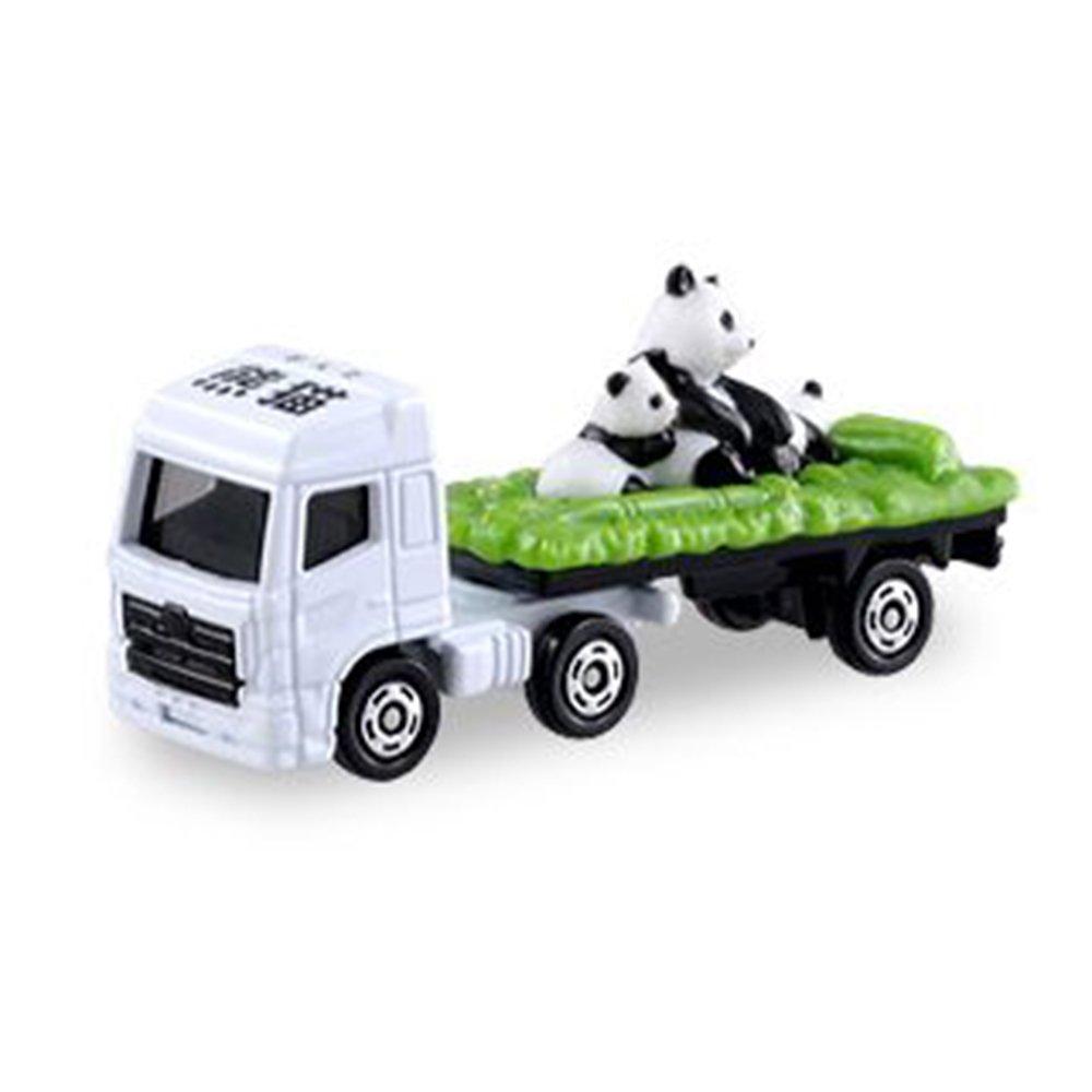 TOMICA 多美小汽車 #3 動物搬運車