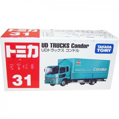 TOMICA 多美小汽車 #31 UD TRUCKS Condor