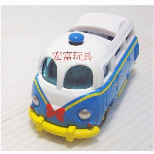 TOMICA 多美迪士尼小汽車 DM-08 夢幻唐老鴨巴士