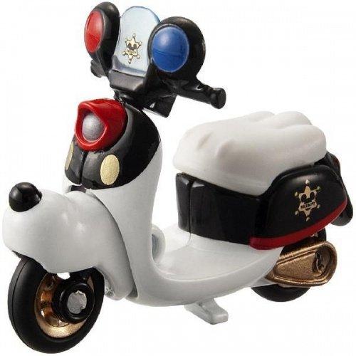 TOMICA 多美迪士尼小汽車 DM-04 夢幻米奇警察摩托車