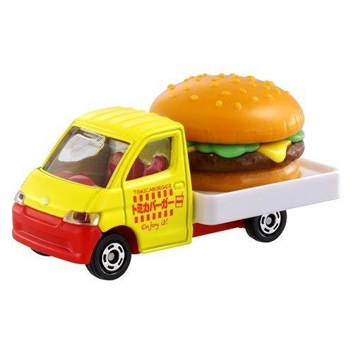 TOMICA 多美小汽車 #54 豐田漢堡車