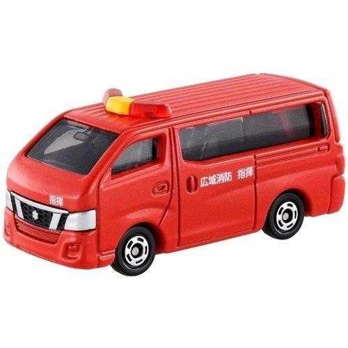 TOMICA 多美小汽車 #27 日產 消防指揮車