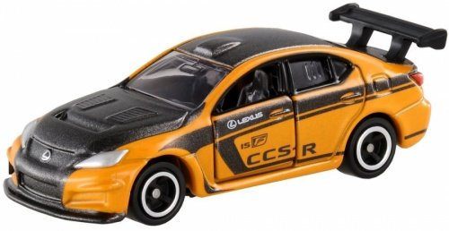 TOMICA 多美小汽車 #107 LEXUS IS F CCS-R