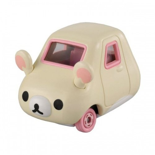 TOMICA 夢幻多美小汽車 牛奶熊 (拉拉熊妹妹)