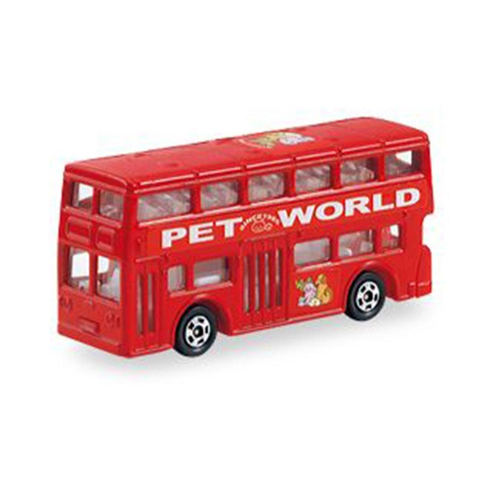 TOMICA 多美小汽車#95 倫敦雙層巴士