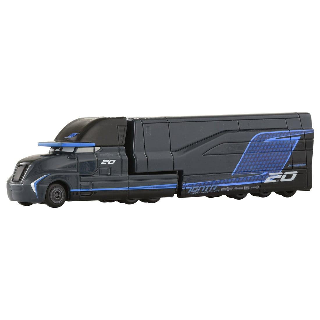 TOMICA 多美CARS 3 黑風暴傑克遜運輸車