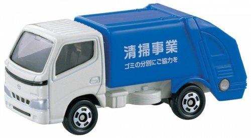 TOMICA 多美小汽車#45 豐田清掃垃圾車