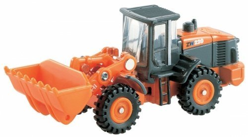 TOMICA 多美小汽車#71 挖土機 日立建機 ZW220