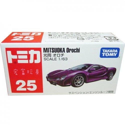 TOMY 小車#25 Mitsuoka Orochi