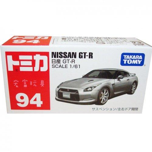 TOMICA 多美小汽車#94 NISSAN GT-R