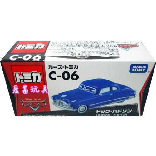 TOMICA 多美CARS小汽車 #C-06 韓大夫