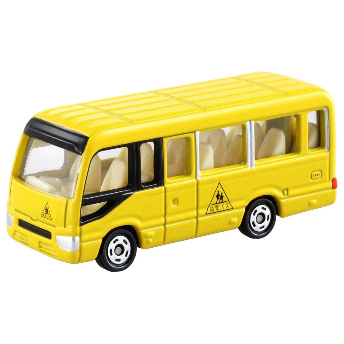 TOMICA 多美小汽車#49 豐田COASTER幼兒園巴士 【新車貼】