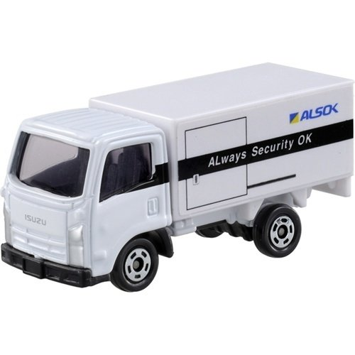 TOMICA 多美小汽車 #34 ALSOK現金運送車