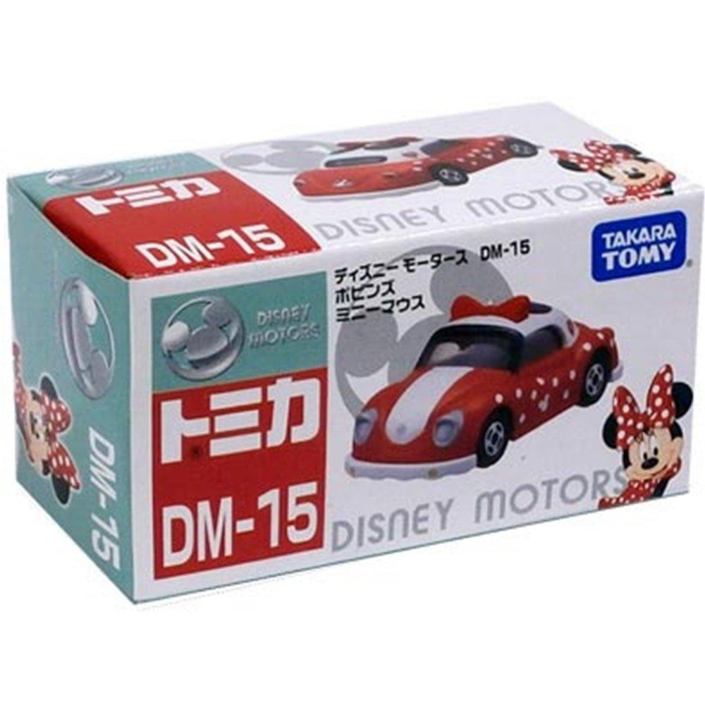 TOMICA 多美迪士尼小汽車 DM-15 夢幻米妮車