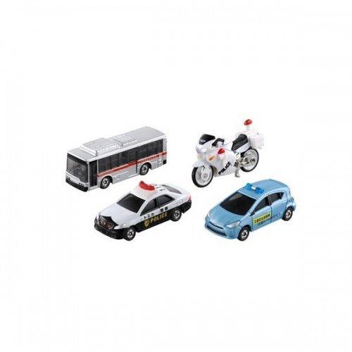 TOMICA 多美小汽車 交通安全車輛組