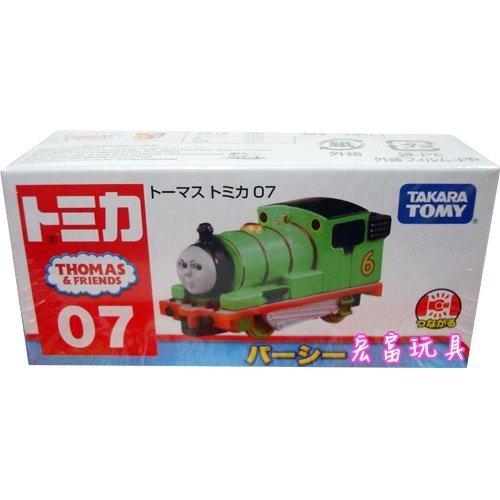 TOMICA 多美小汽車 湯瑪士THOMAS #07 日版