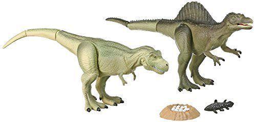 TOMY 動物模型 AG02 - 恐龍禮盒組