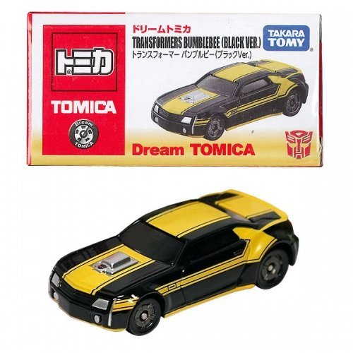 TOMICA 夢幻多美小汽車 大黃蜂(BLACK VER.)
