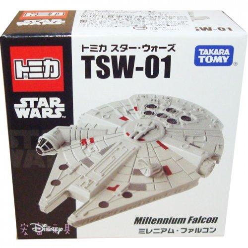 TOMICA 迪士尼星際大戰系列 TSW-01 千歲鷹