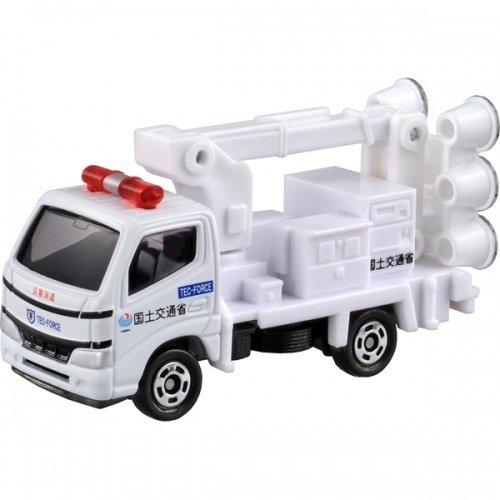 TOMICA 多美小汽車 #32 豐田DYNA 照明車