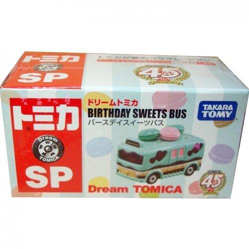 TOMICA 夢幻多美小汽車 馬卡龍蛋糕車