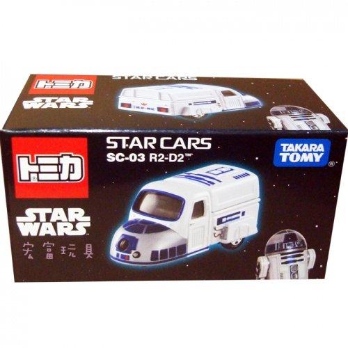 TOMICA 迪士尼星際大戰夢幻車 SC-03 R2-D2