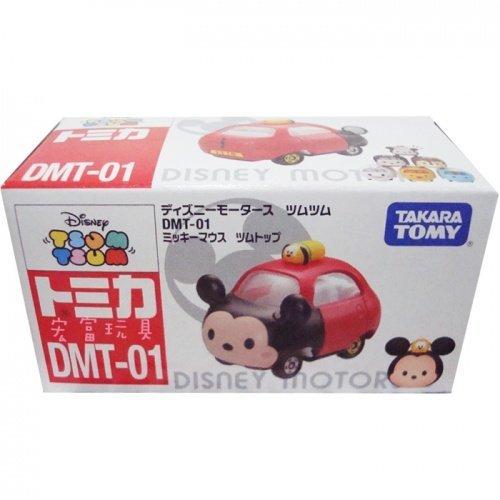 TOMICA 多美小汽車 TSUM DMT-01 米奇